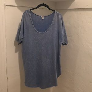 oversized urban outfitters smock